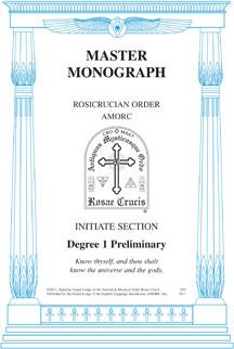 ROSICRUCIAN MONOGRAPHS