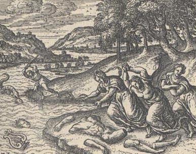 orpheus and eurydice story pdf