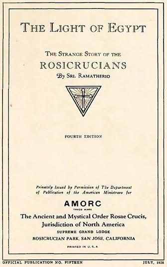 Rosicrucian Digest Rosicrucianism The Rosicrucian Order Amorc